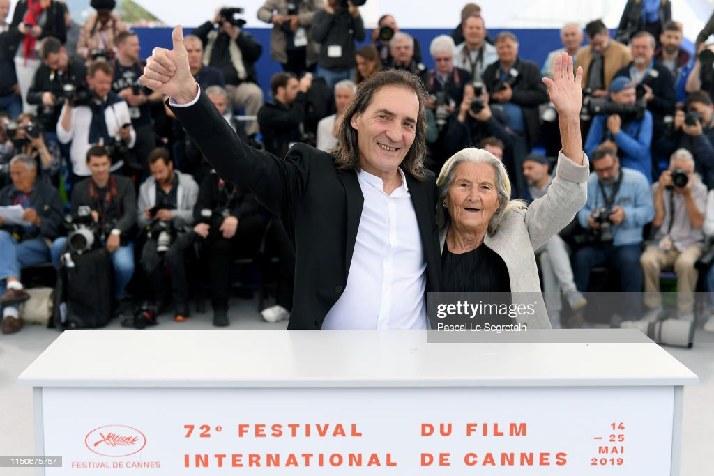 "FRA: ""Viendra Le Feu"" Photocall - The 72nd Annual Cannes Film Festival"