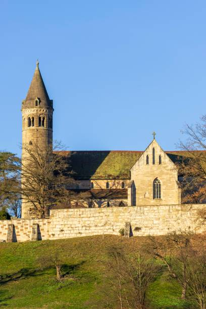 Benedictine Abbey of Lorch, Rems Valley, Baden-Wuerttemberg, Germany