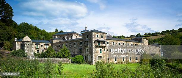 Benedictine Monastery in Samos, Spain