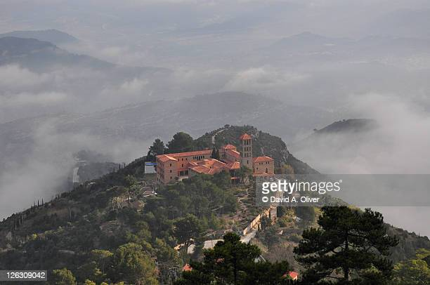 Benedictine monastery, Montserrat