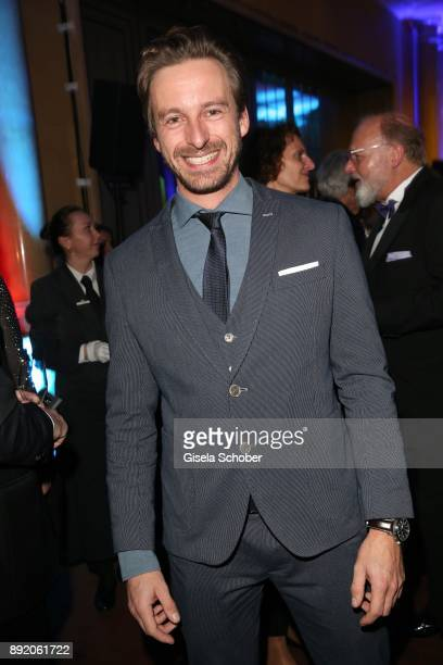 Benedikt 'Ben' Blaskovic during the Audi Generation Award 2017 at Hotel Bayerischer Hof on December 13 2017 in Munich Germany