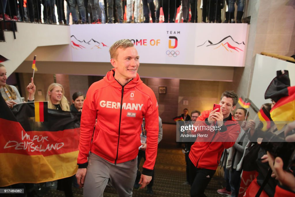 Around the Games: Day 2 - Winter Olympic Games