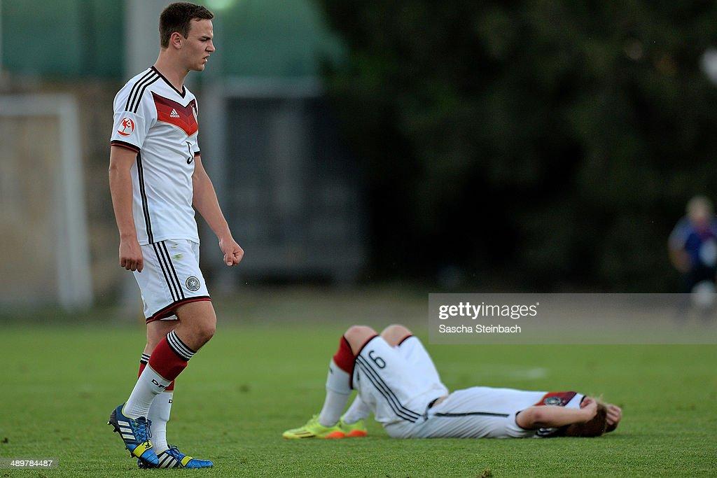 U17 Germany v U17 Scotland - UEFA Under17 European Championship 2014