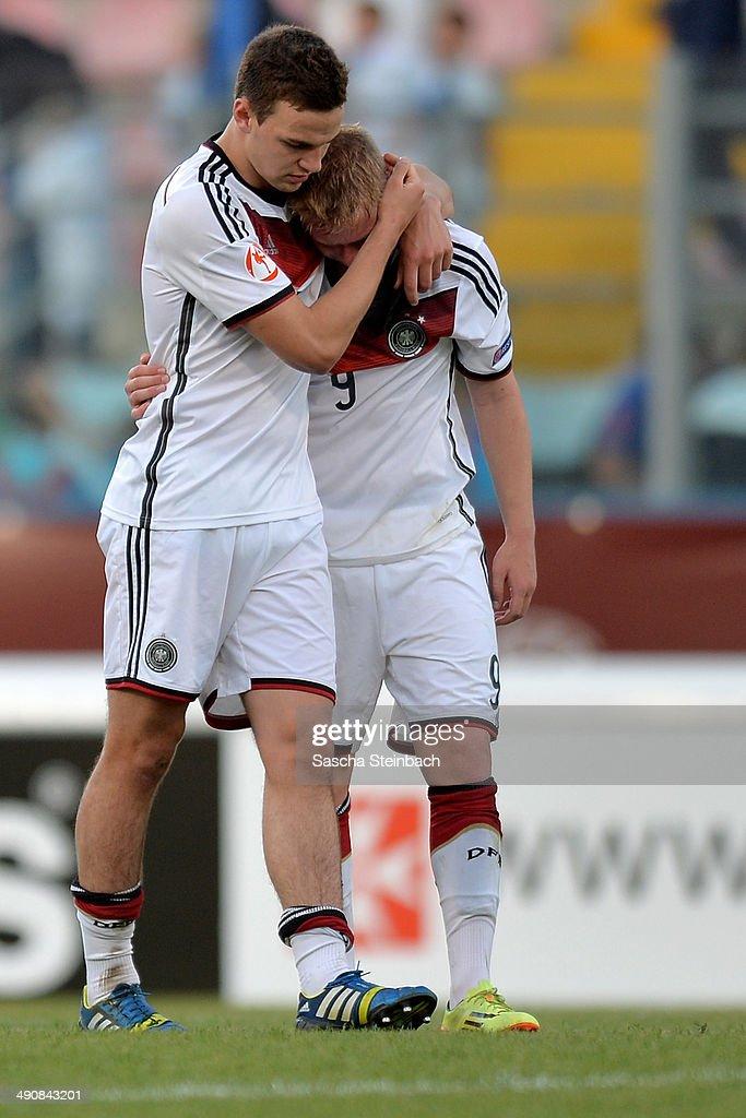 U17 Portugal v U17 Germany - UEFA Under17 European Championship 2014