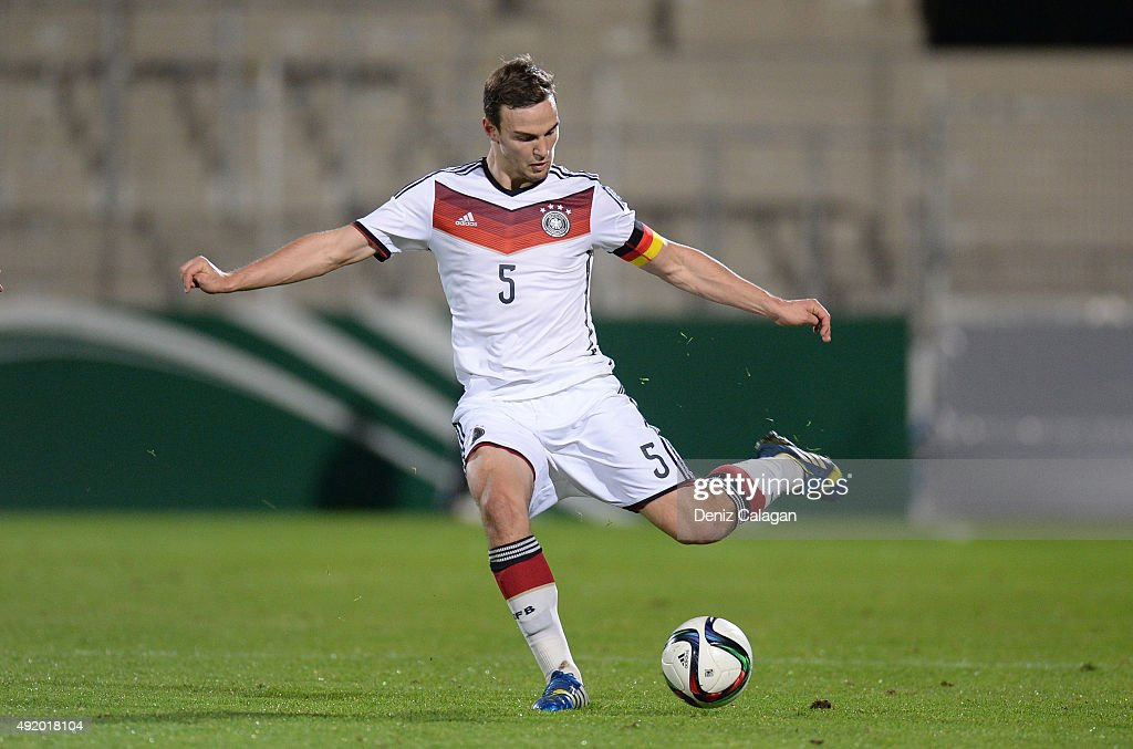 Germany v Mexico - U19 Mercedes-Benz Elite Cup