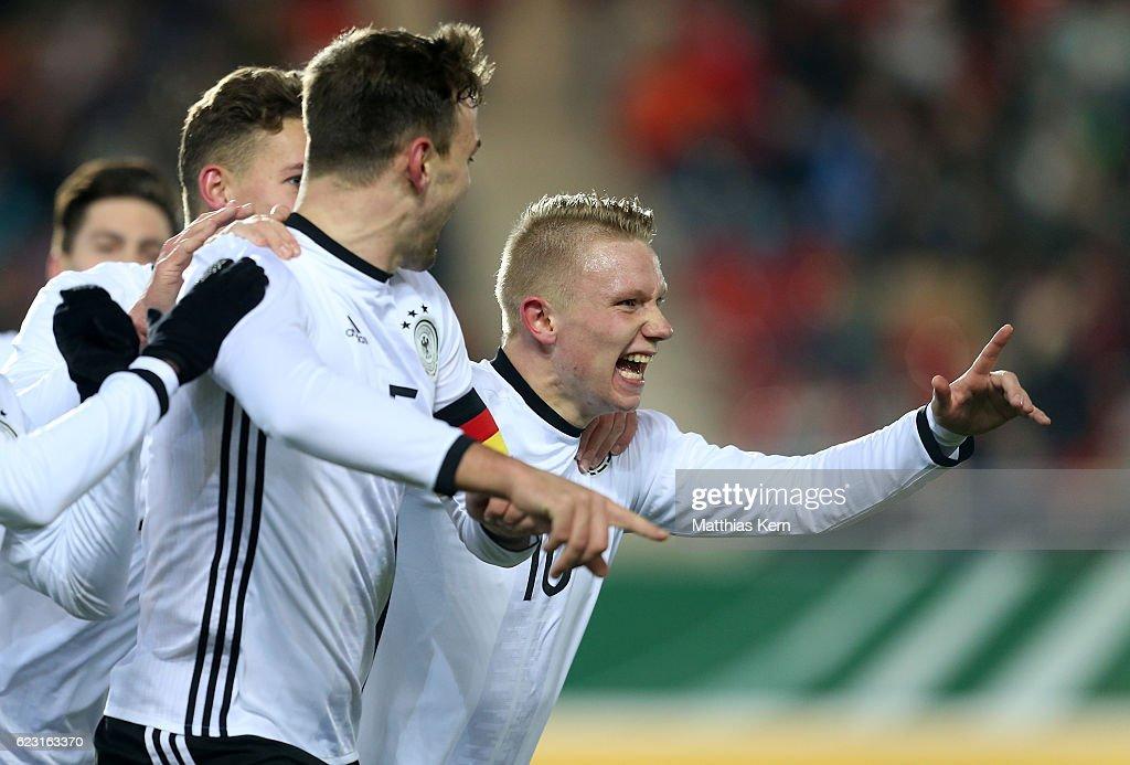 Germany U20 v Poland U20 - International Friendly