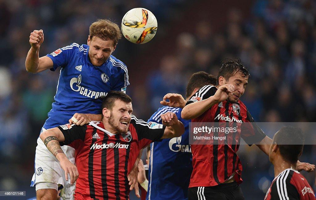 FC Schalke 04 v FC Ingolstadt - Bundesliga : News Photo