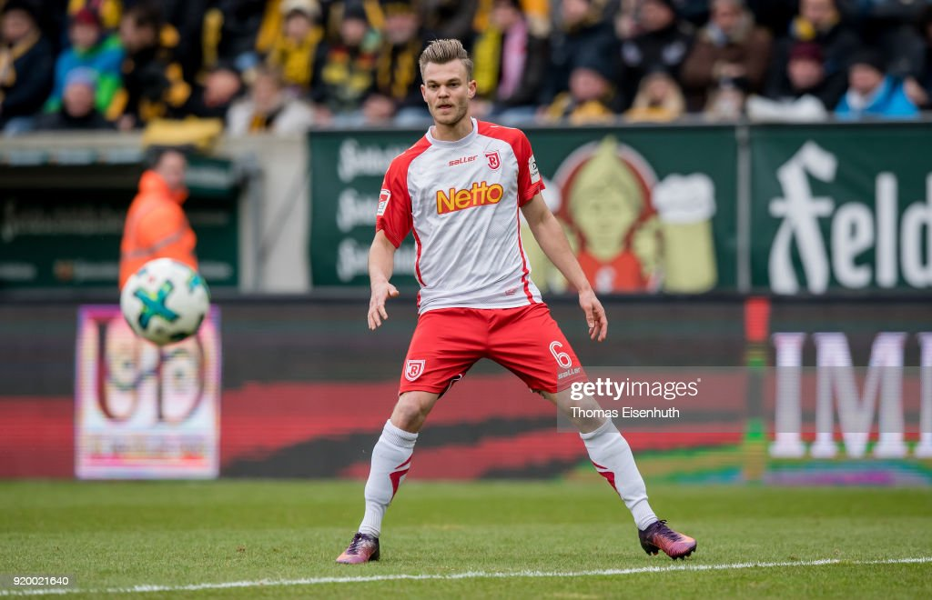 SG Dynamo Dresden v SSV Jahn Regensburg - Second Bundesliga : News Photo