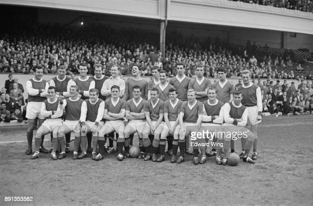 Arsenal FC vs Rangers FC UK 21st May 1963