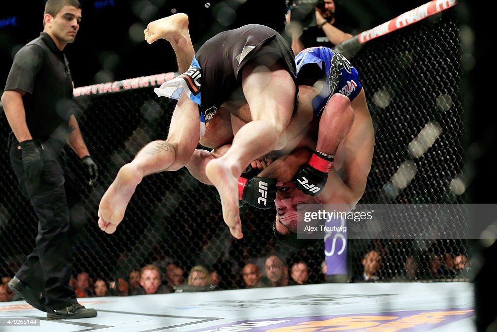 UFC Fight Night: Machida v Rockhold