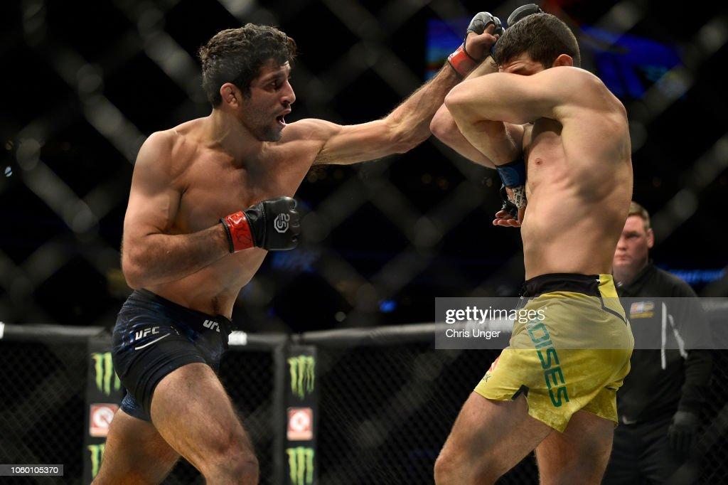 UFC Fight Night: Dariush v Moises : News Photo