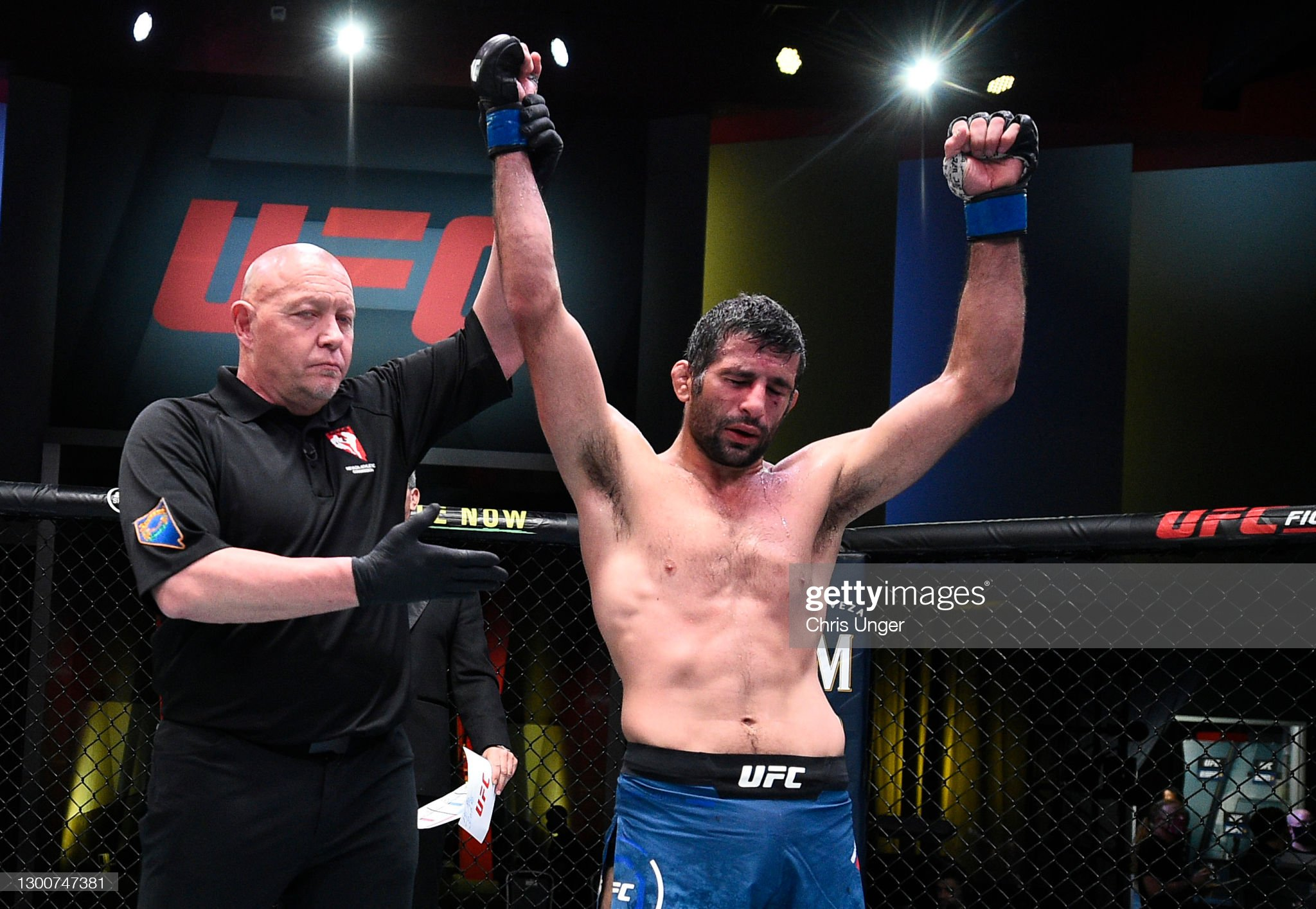 UFC Fight Night: Ferreira v Dariush : News Photo