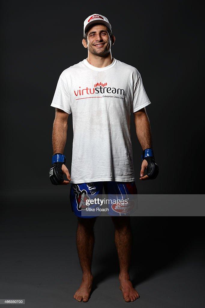 UFC 185: Theodorou v Narvaez : News Photo