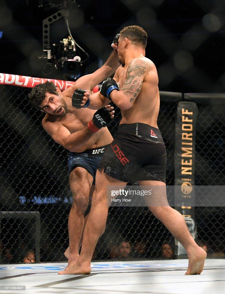 UFC 248 Adesanya v Romero : ニュース写真