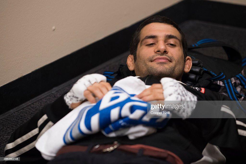 UFC 185: Pettis vs Dos Anjos : News Photo