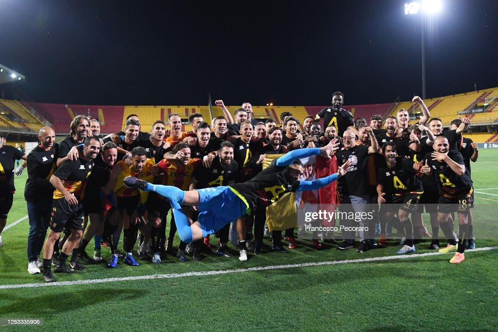 Benevento Calcio v SS Juve Stabia - Serie B : ニュース写真