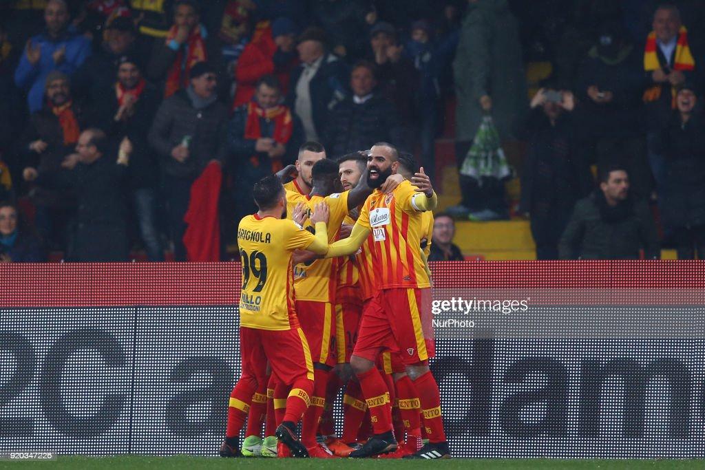 Benevento Calcio v FC Crotone - Serie A : News Photo