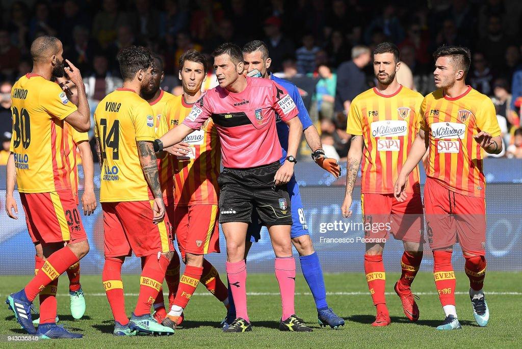 Benevento Calcio v Juventus - Serie A : News Photo