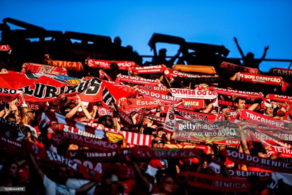 SL Benfica v CD Aves - Liga NOS
