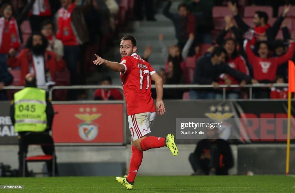 Benfica v Vitoria Setubal - Primeira Liga