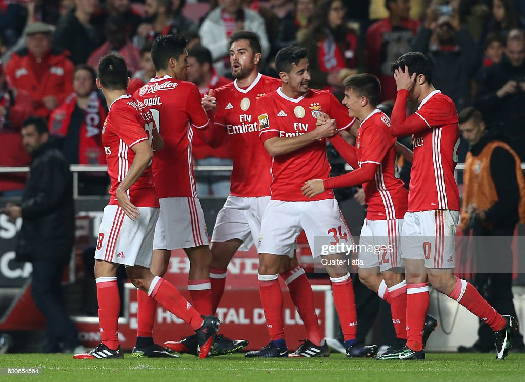 SL Benfica v FC Pacos de Ferreira - Portuguese Cup