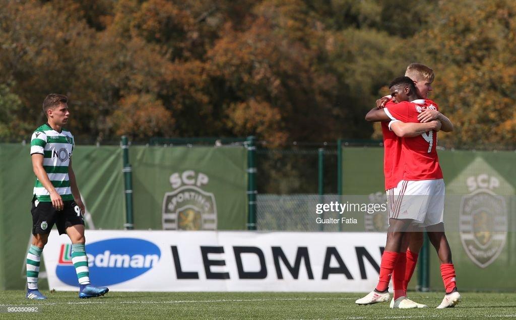 Sporting CP B v SL Benfica B - Portuguese Segunda