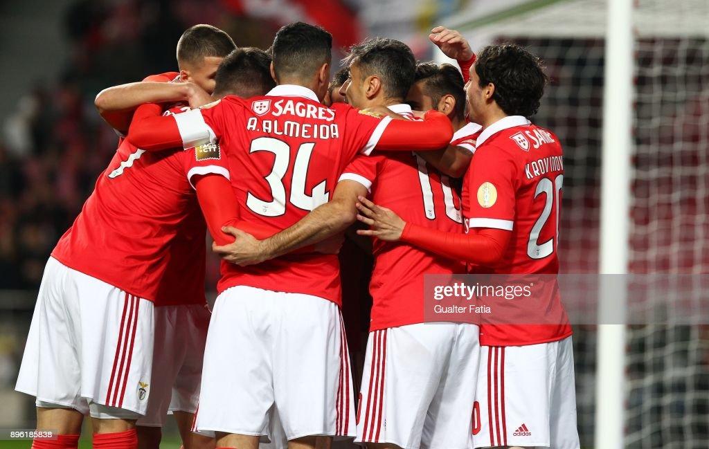 SL Benfica v Portimonense SC - Portuguese League Cup : Fotografia de notícias