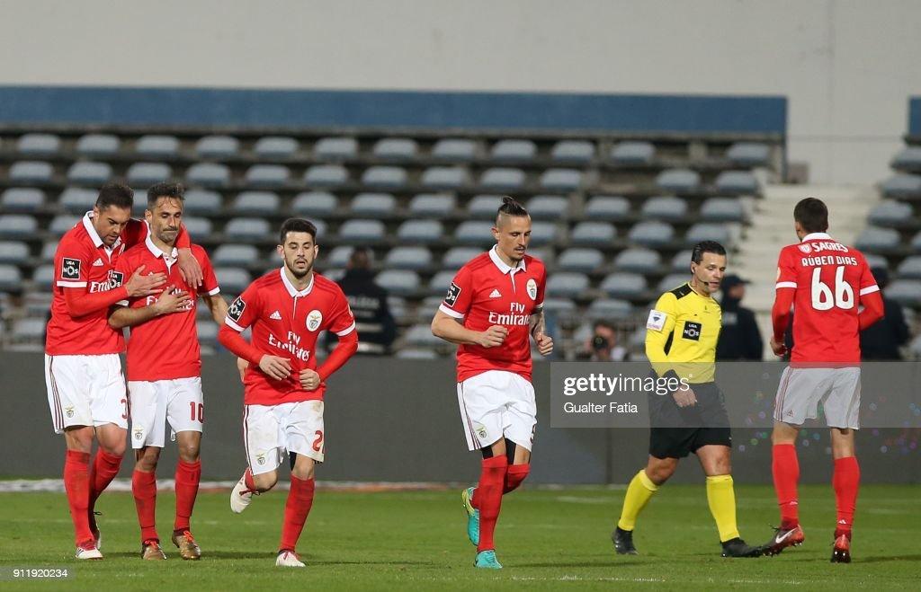 Belenenses v Benfica - Primeira Liga