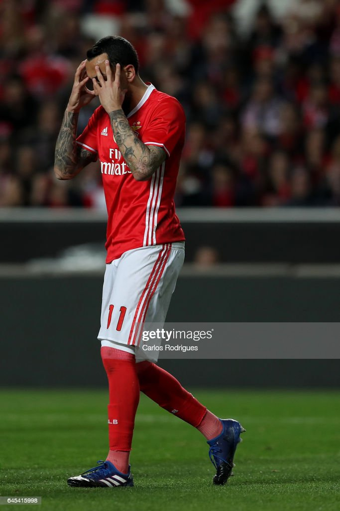 SL Benfica v GD Chaves - Primeira Liga