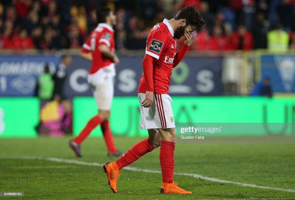 Estoril v Benfica - Primeira Liga