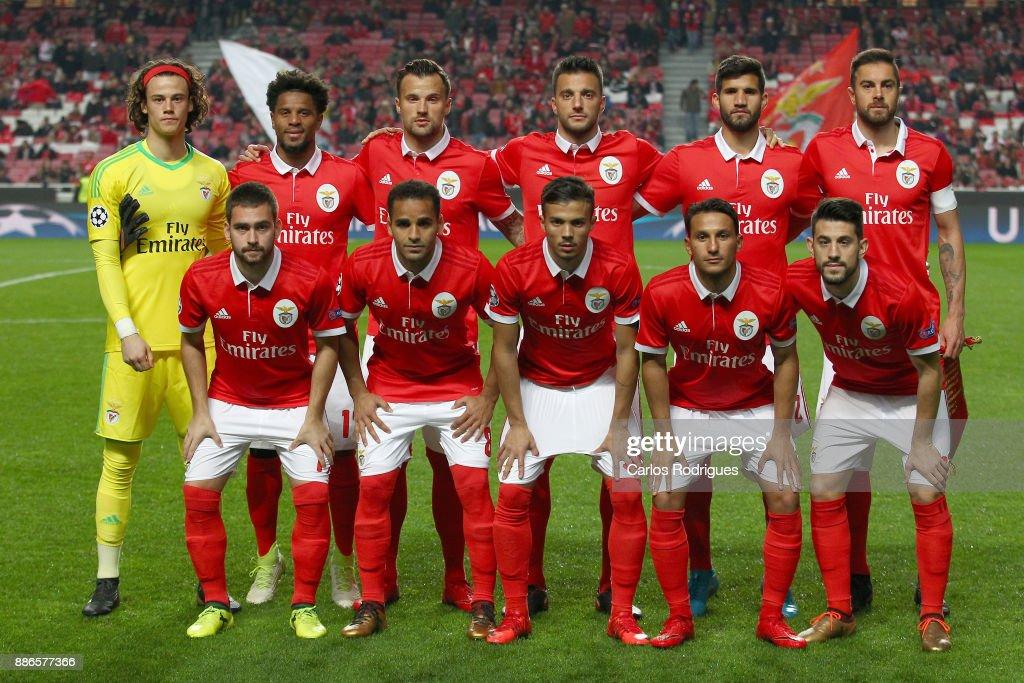 SL Benfica v FC Basel - UEFA Champions League