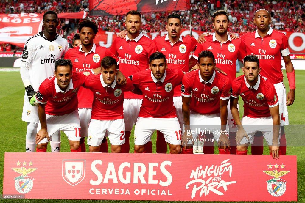 Benfica v Belenenses - Primeira Liga : News Photo