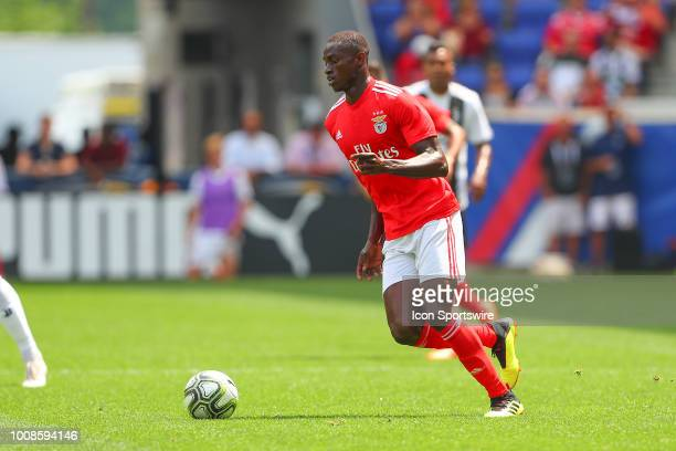 Benfica midfielder Alfa Semedo during the second half of the International Champions Cup game between Juventus and Benfica on July 28 2018 at Red...