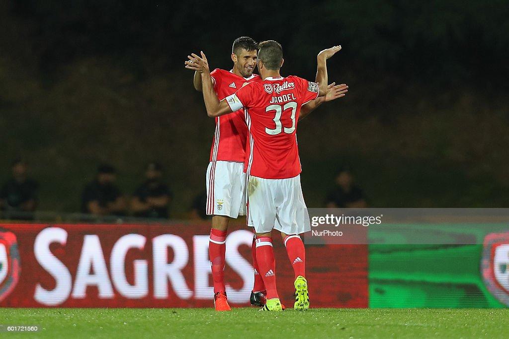 Arouca v Benfica - Primeira Liga