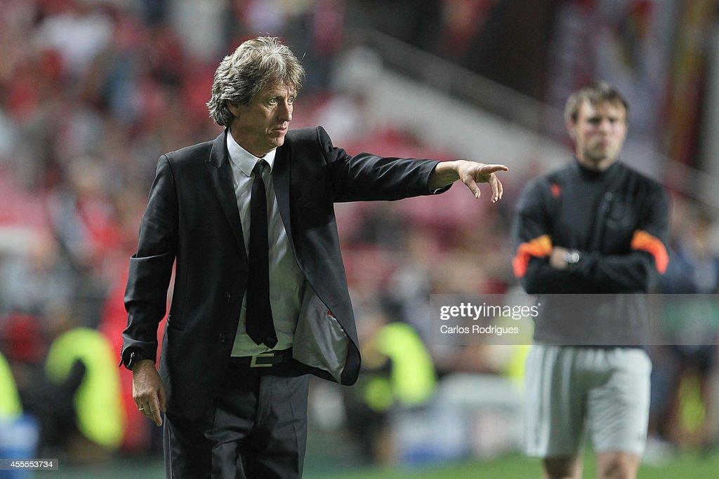 SL Benfica v FC Zenit - UEFA Champions League