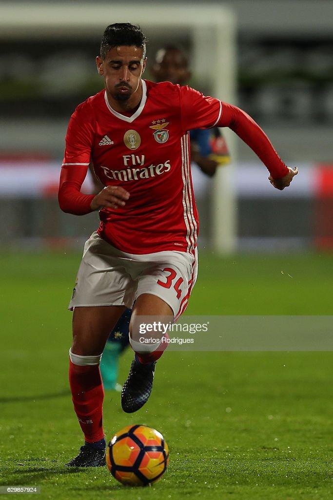 Real Massama v SL Benfica: Portuguese Cup
