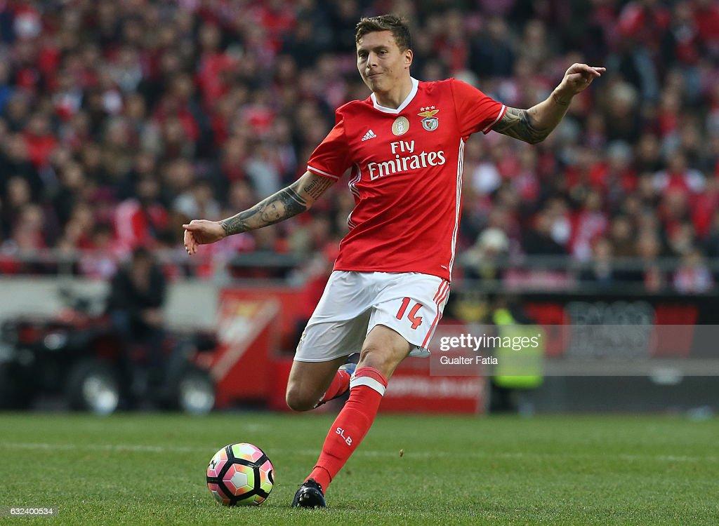 SL Benfica v CD Tondela - Primeira Liga : News Photo