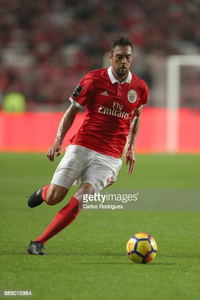 Benfica's defender Jardel Vieira from Brasil during the match between SL Benfica and Estoril Praia SAD for the Portuguese Primeira Liga at Estadio da...