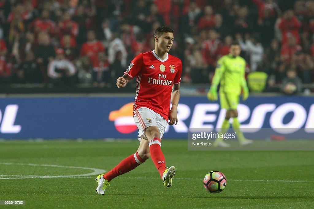 SL Benfica v FC Porto - Primeira Liga : News Photo