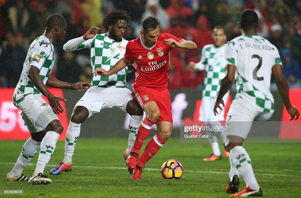 SL Benfica v Moreirense FC - Portuguese League Cup Semi Final : News Photo