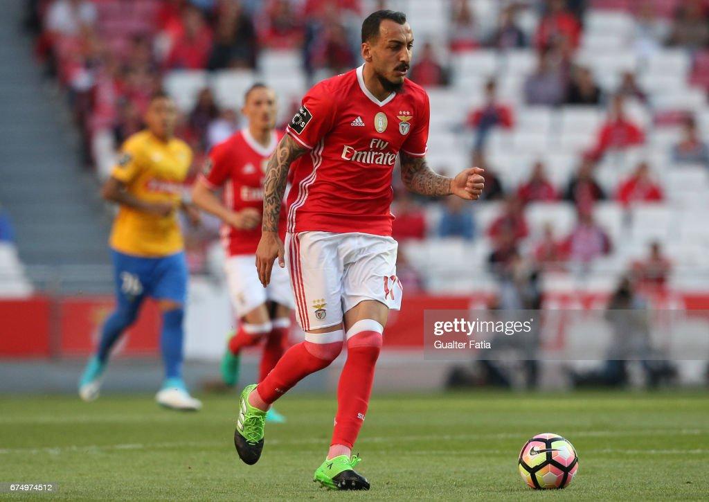 SL Benfica v GD Estoril Praia - Primeira Liga : News Photo