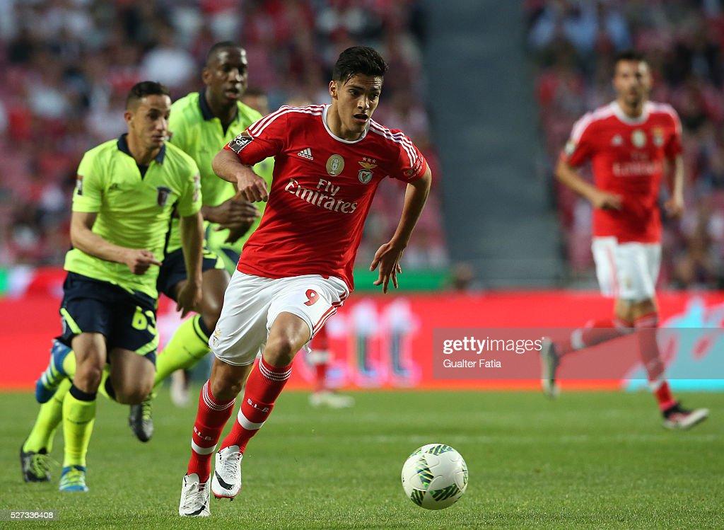SL Benfica v SC Braga - Taca CTT : News Photo