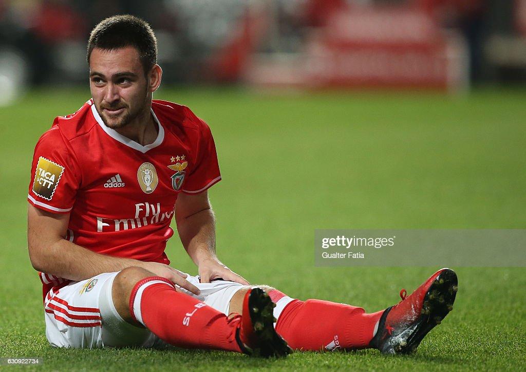 SL Benfica v FC Vizela: Portuguese League Cup