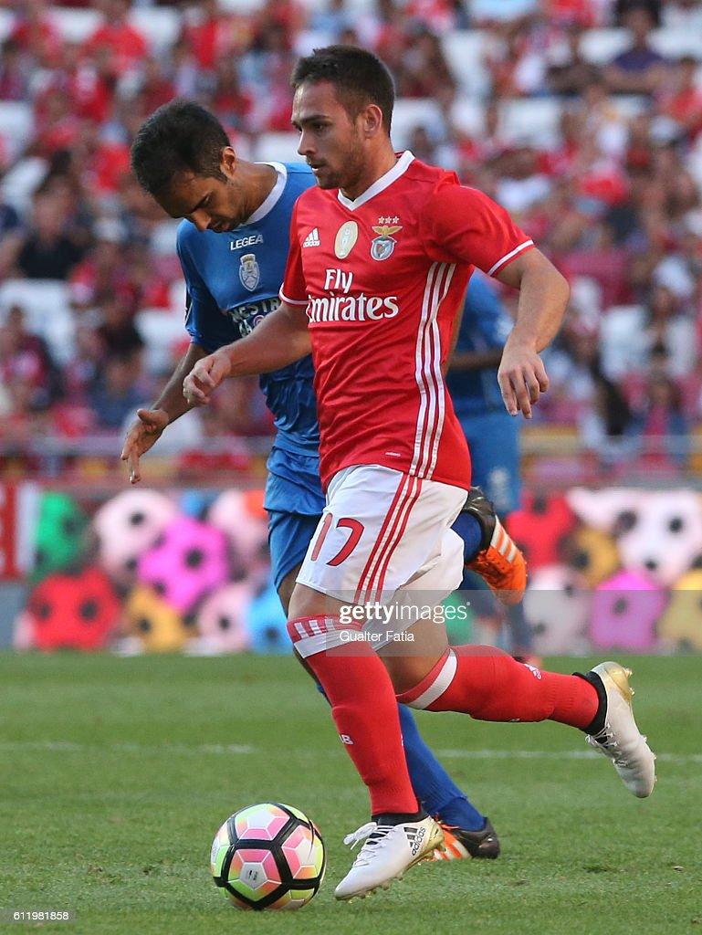 SL Benfica v CD Feirense - Primeira Liga