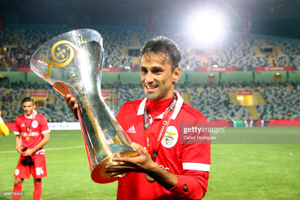 SL Benfica v Vitoria Guimaraes - SuperTaca