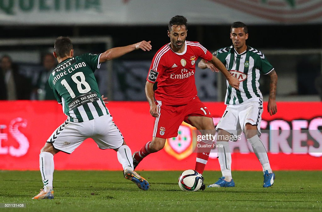 Vitoria Setubal v SL Benfica - Primeira Liga : News Photo