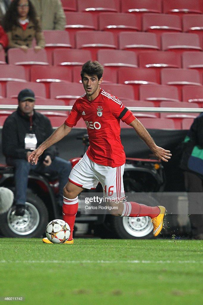 SL Benfica v Bayer 04 Leverkusen - UEFA Champions League