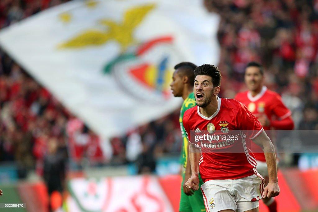 SL Benfica v Tondela - Primeira Liga : ニュース写真
