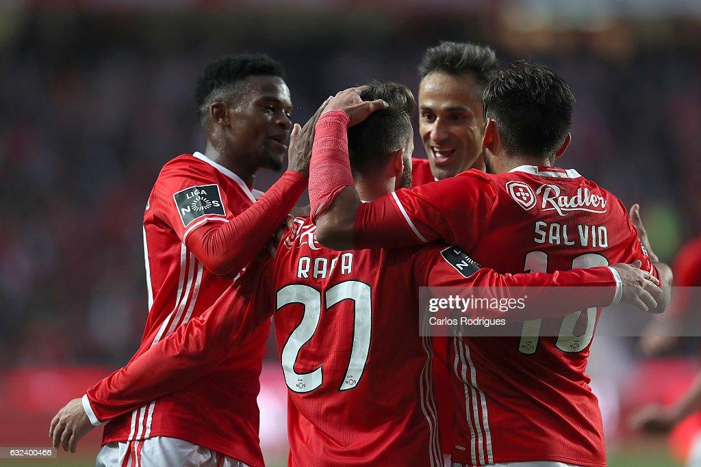 SL Benfica v Leixoes - Portuguese Cup