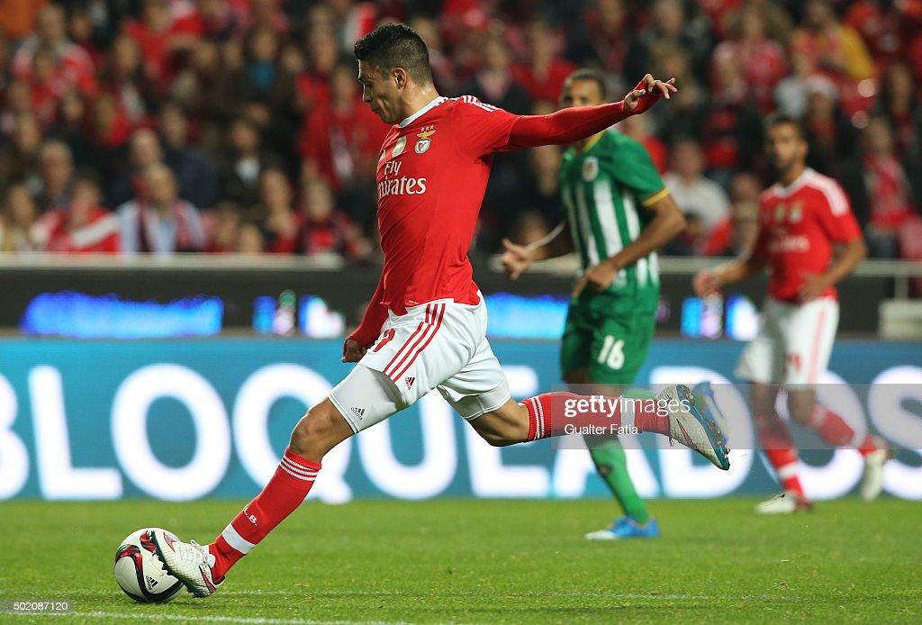 SL Benfica v Rio Ave FC - Primeira Liga